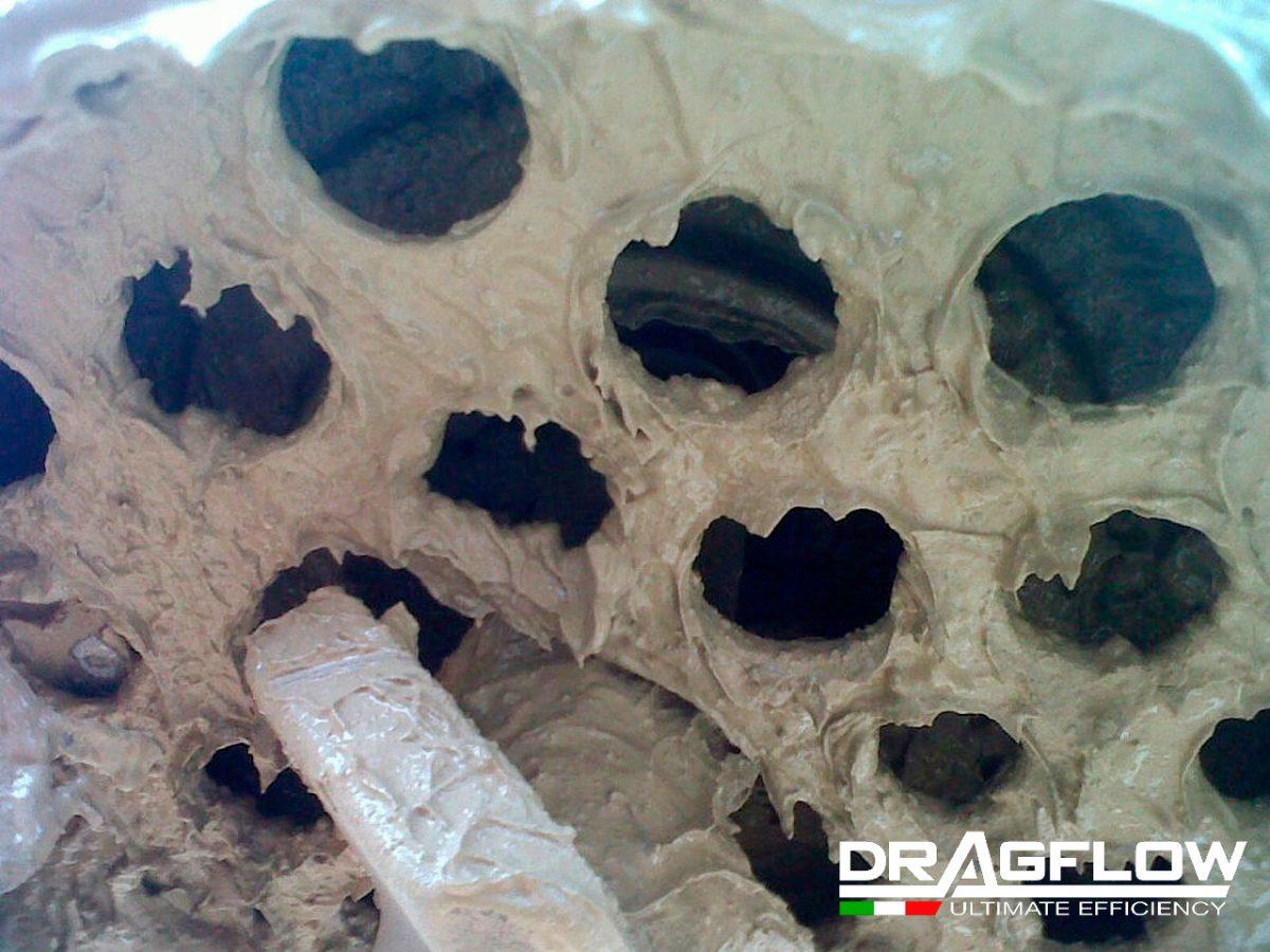 Дноуглубительный грунтовый насос DRAGFLOW HY85B  c  рыхлителями EXHY20