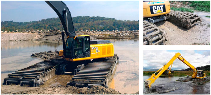 01 - Amphibious-Excavator-all view-3